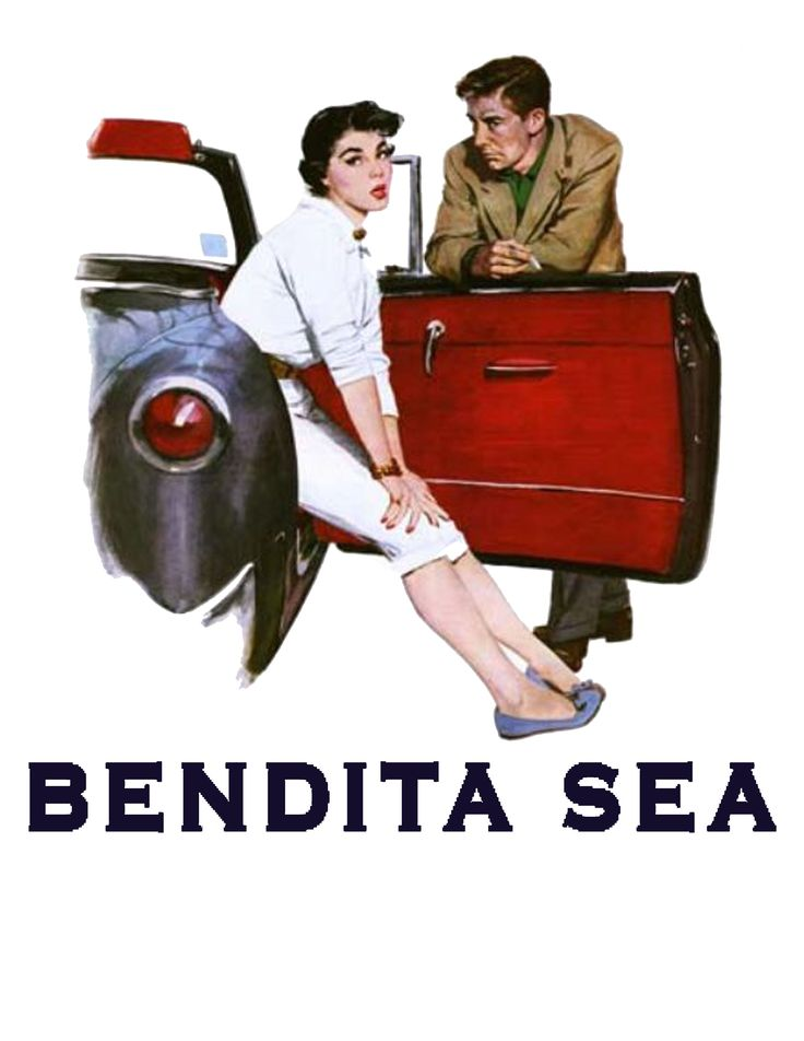 Bendita Sea Retro