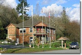 Mission BC - Visitor Center