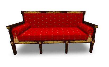 Second Empire Sofa