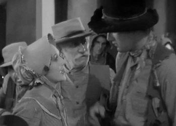 "gifthesilverscreen: ""The Big Stampede (1932) John Wayne """