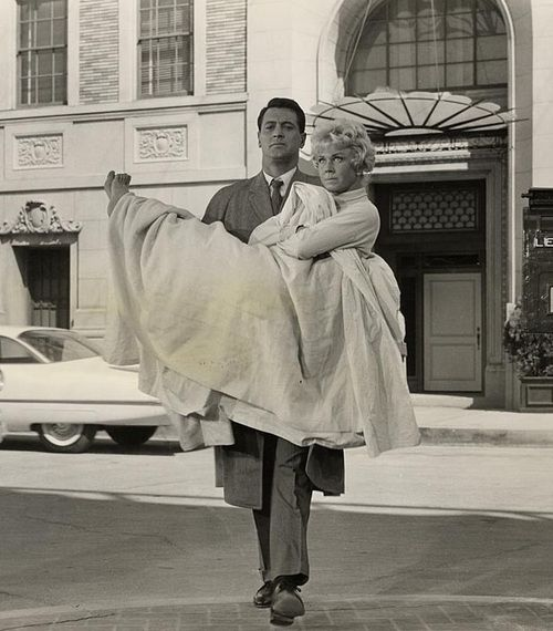 Doris Day + Rock Hudson = perfection.  pillow talk.