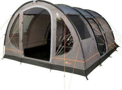 Portal Camping-zelt Gamma 5 Tunnelzelt mit Schlafkabine für 5 Personen Outdoor Familienzelt mit Wohnraum und eingenähte Bodenwanne, wasserdicht mit 4000mm Wassersäule Jetzt bestellen unter: https://moebel.ladendirekt.de/kinderzimmer/betten/baldachine/?uid=152cd2ea-8bee-5dad-9986-7c34eae52b07&utm_source=pinterest&utm_medium=pin&utm_campaign=boards #ern #baldachine #kinderzimmer #betten Bild Quelle: gartenxxl.de