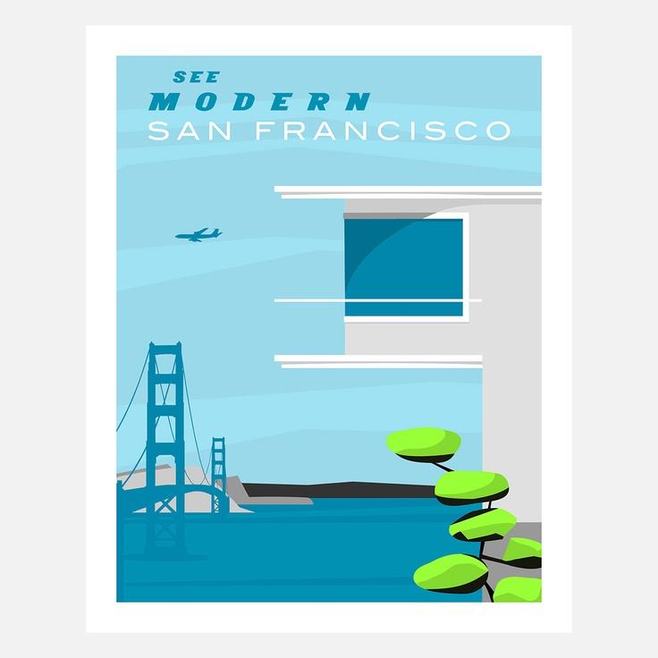 Modern San Francisco