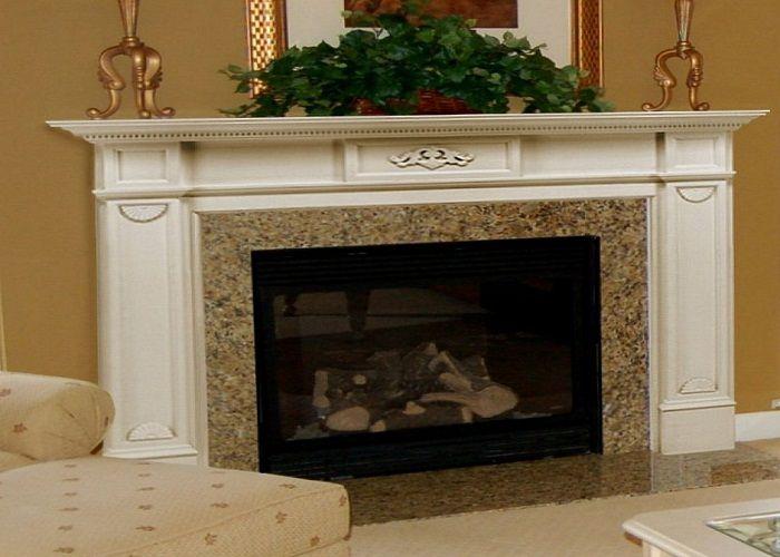 Fireplace Mantel Surround Modern Decor Http Lanewstalk