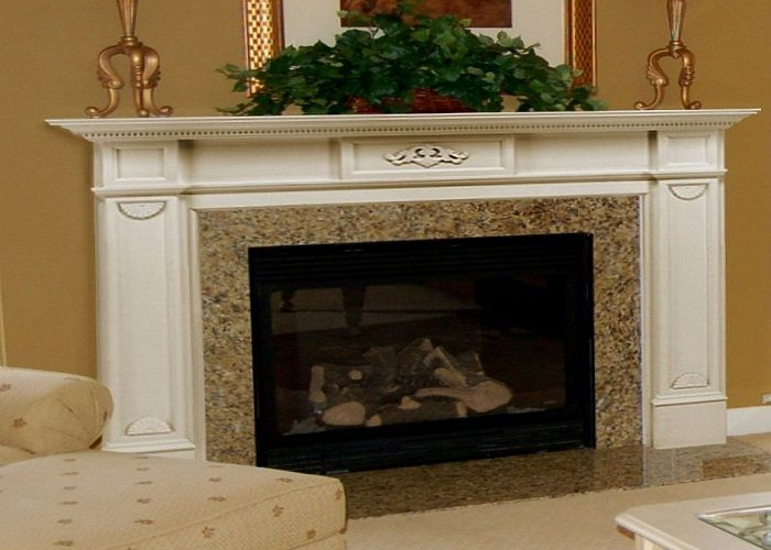 Modern Fireplace Mantels In Remarkable Decorating Your: Fireplace Mantel Surround Modern Decor