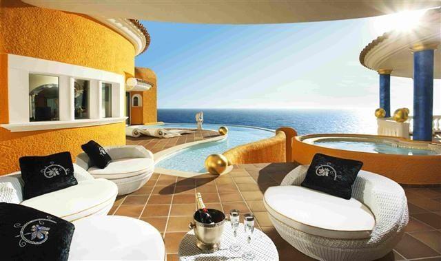 Fabulous Colani Spanish Villa AMAZING imagens