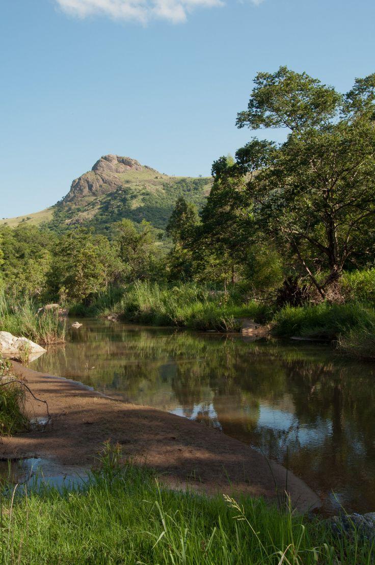 "travel-lusting: ""Mantenga Falls, Swaziland (by Tom McShane) """