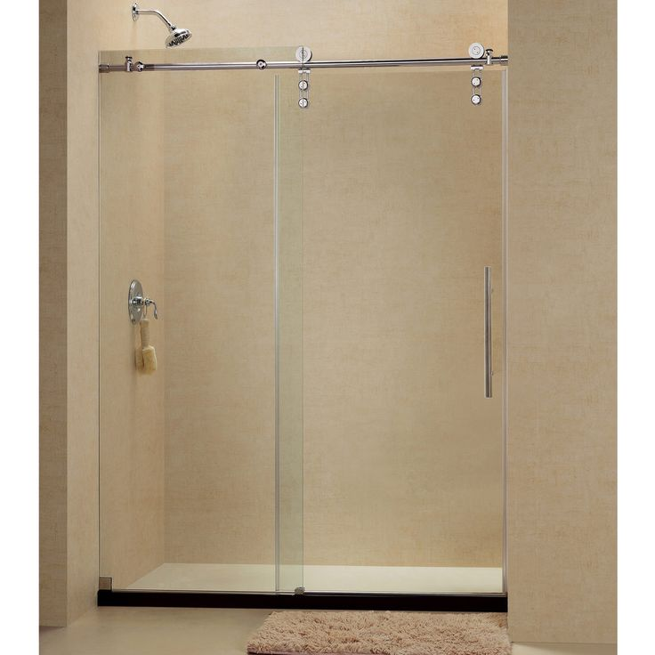 DreamLine Enigma-Z 44 to 48-inch Fully Frameless Sliding Shower Door | Overstock.com Shopping - Big Discounts on DreamLine Shower Doors