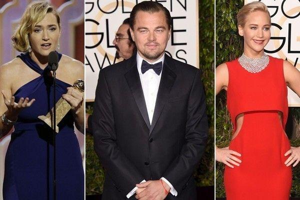 2016 Golden Globe Winners