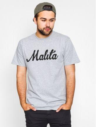 T-shirt Malita Captain (ht grey)