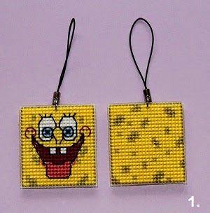 SpongeBob - breloczek (1)