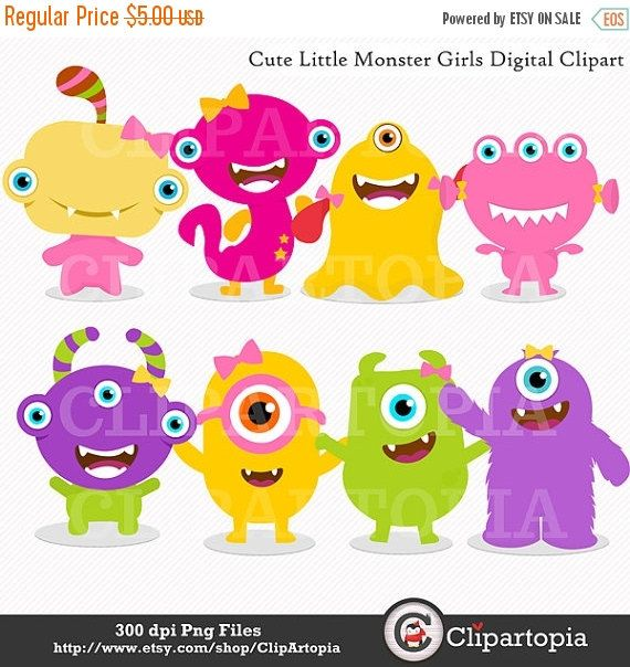 95 best monsters images on Pinterest | Monstruos, Fiesta de monstruo ...