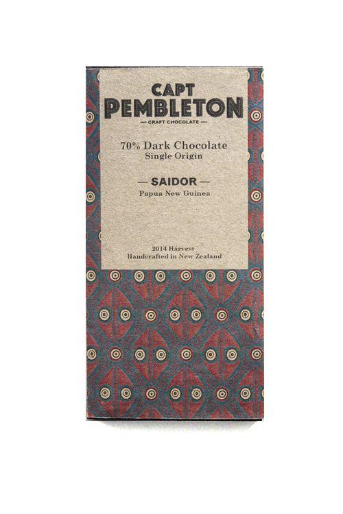 Captain Pembleton Craft Chocolate