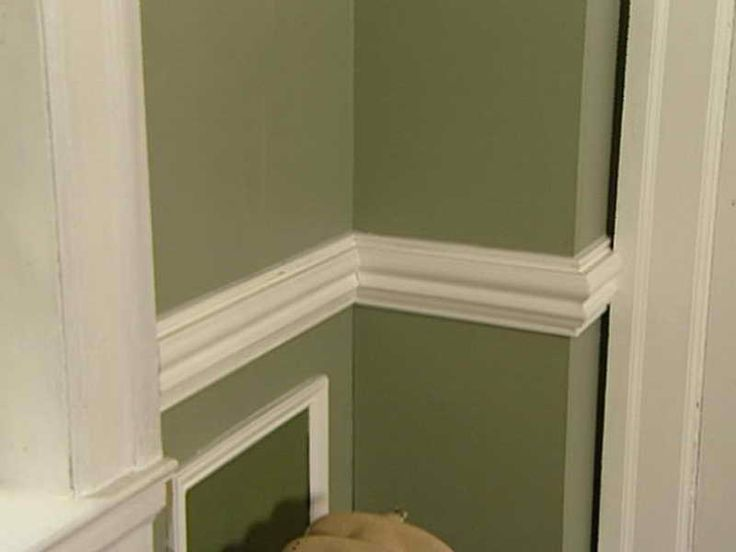 The Best Chair Rail Molding Ideas On Pinterest Crown Molding