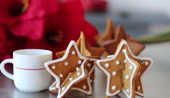 Så gör du julens finaste pyssel med pepparkakor! | Allers