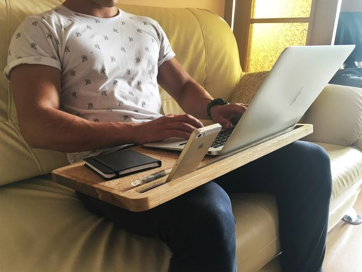 laptop stand / laptop desk / laptop tray / lap desk / lapdesk / birthday gift / student gift / lap tray / dad gift / student lapdesk by UNOWoodStore on Etsy https://www.etsy.com/listing/475568339/laptop-stand-laptop-desk-laptop-tray-lap