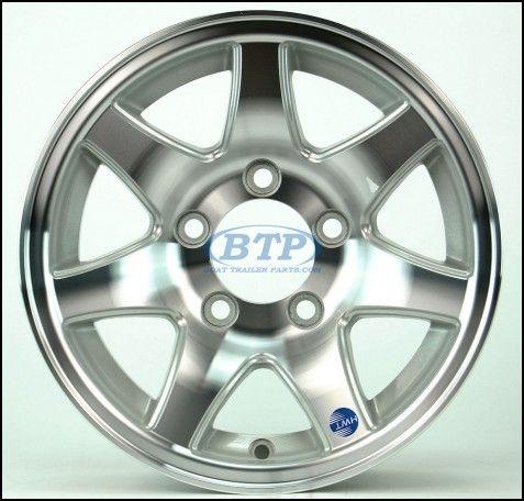 13 Inch Aluminum Trailer Wheels