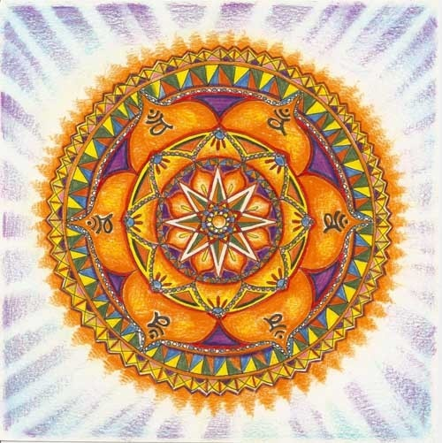 Best 25 radial balance ideas on pinterest circle drawing circle doodles and doodle art designs - Mandalas signification formes ...