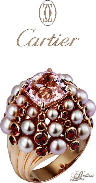 Brilliant Luxury * Cartier Paris 'Nouvelle Vague' Collection