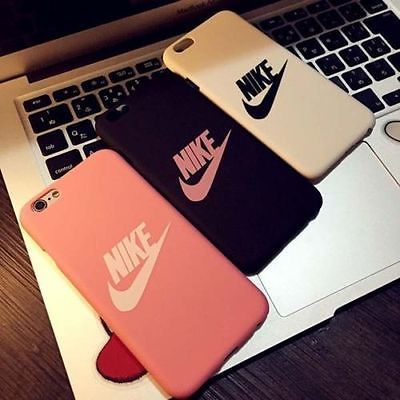 Fashion-Sports-NIKE-Hard-PC-Back-Case-Cover-For-Apple-iPhone-5S-6-6S-Plus