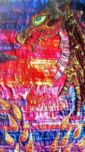 9 best jan tillett inspired images on Pinterest   Fabric art ... : quilting arts subscription - Adamdwight.com