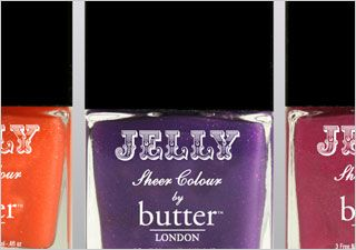 Butter London Jelly Nail Polish - Beauty Trends and News - DailyMakeover.com