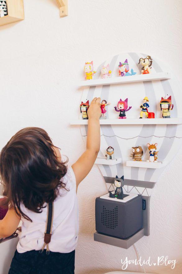 2 Jahre mit der Toniebox – unsere Erfahrungen mit dem kinderfreundlichsten Audiosystem   – Kindertisch