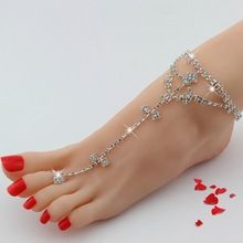 New Line of Anklets, Many Different Styles Available. Find them in the Jewelry section Under Bracelet and Anklets