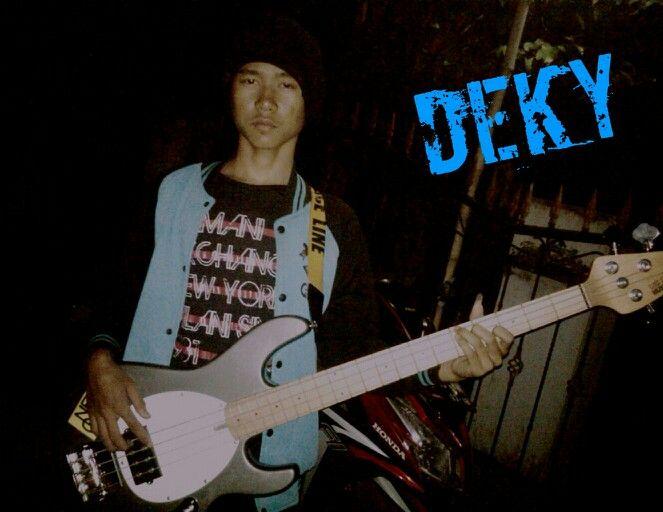 Never geuza Deky N.G
