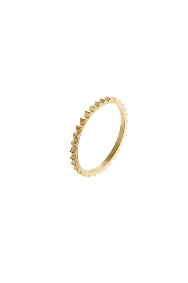 minimal jewelry--maria black ww ring