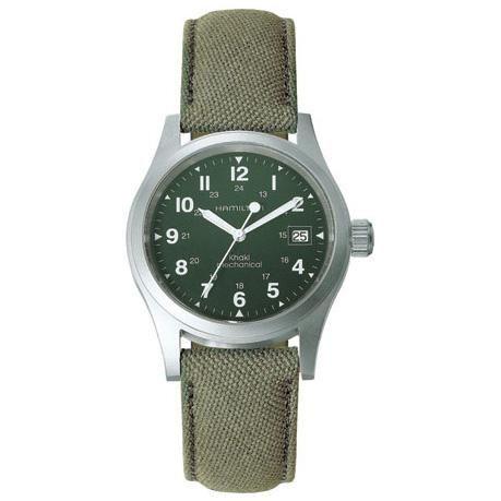 Orologio Hamilton H69419363 Collezione Khaki Field http://www.gioielleriacannoletta.it/orologio-hamilton-h69419363.html
