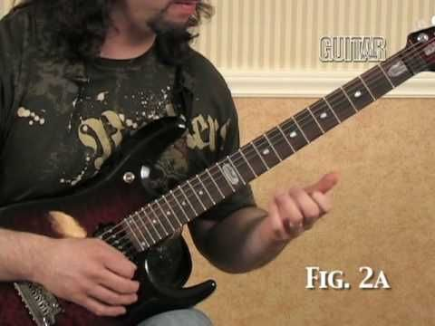 John Petrucci - On making lines using sequences and changing positions