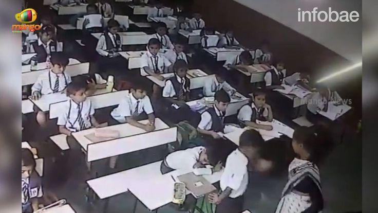 Estaba dibujando y no respondió al llamado de su maestra ella lo castigó con 40 golpes en la cabeza - Infobae.com