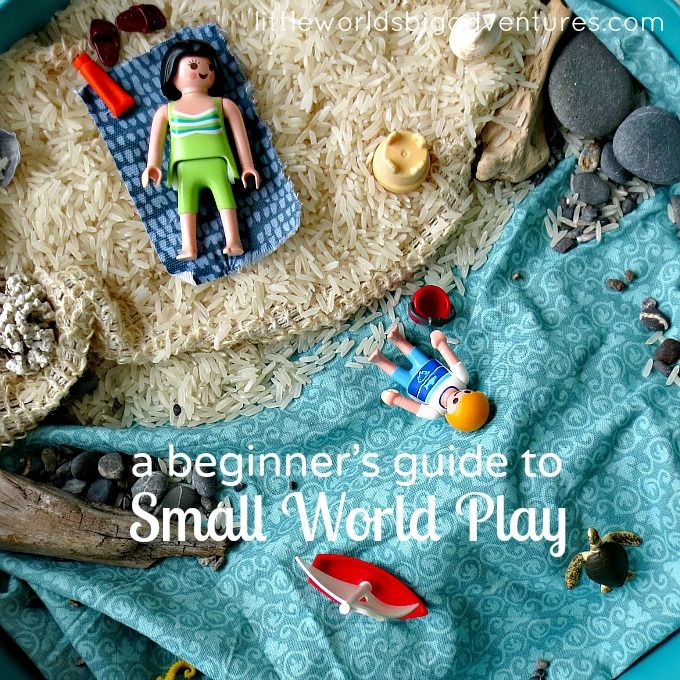 A Beginner's Guide to Small World Play - Little Worlds