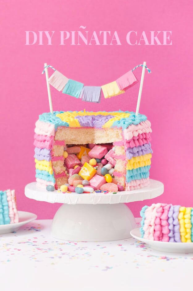 47+ Best Homemade Birthday Cake Recipes For Your Kids | time