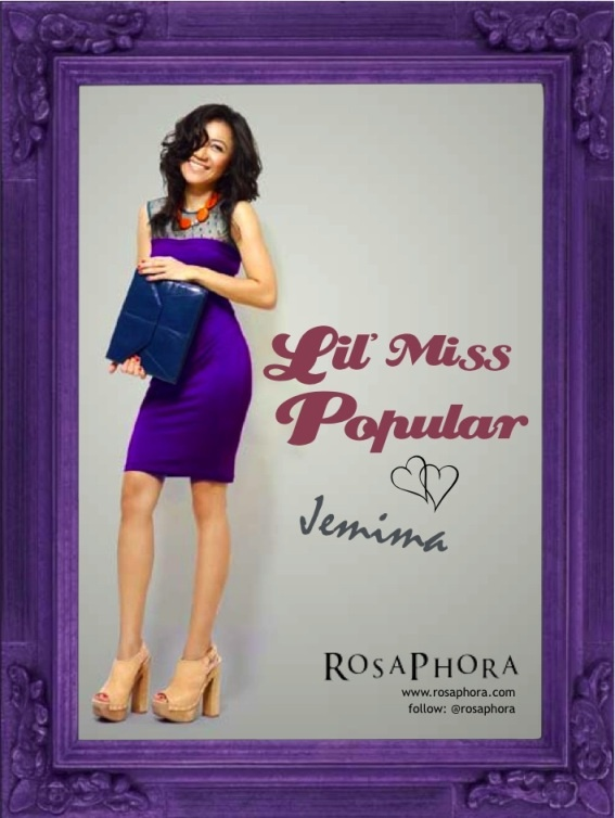 Rosaphora Lil Miss Popular - FW 2011 ad campaign