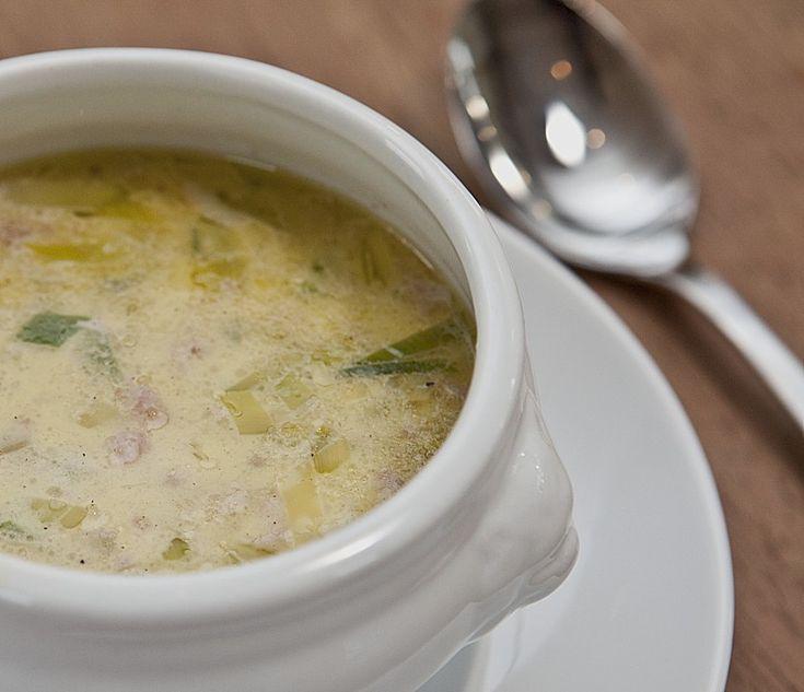 Principales 25 ideas increíbles sobre Lauchsuppe Mit Hackfleisch - käse lauch suppe chefkoch