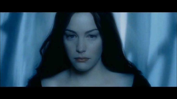 Houses of Healing/Arwen's song: Lyrics and Translation LotR Soundtrack.  So beautiful............!
