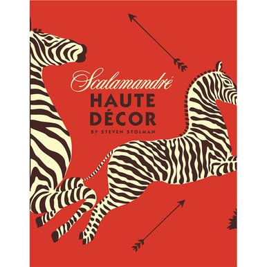 Steven Stolman's new book about the legendary fabric and wallpaper company is the extent to which Scalamandré is actually a very American story.