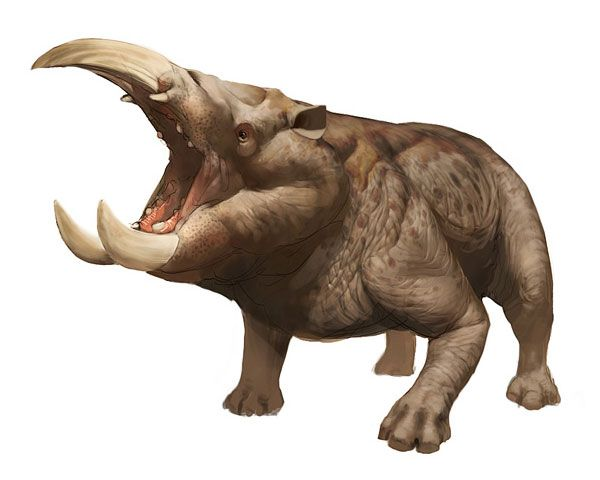 Tusky Monster from Guild Wars Nightfall
