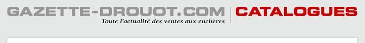 Ventes aux enchères André HAMBOURG (1909-1999)  http://catalogue.gazette-drouot.com/ref/fiches-ventes-aux-encheres.jsp?id=3863#