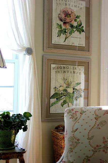 17 best images about cottage style on pinterest green for Decoration cottage maison