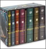 Harry Potter cofanetto libri