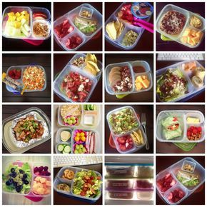 ¡Semana de almuerzos fríos para llevar! | Nutrire Clinic