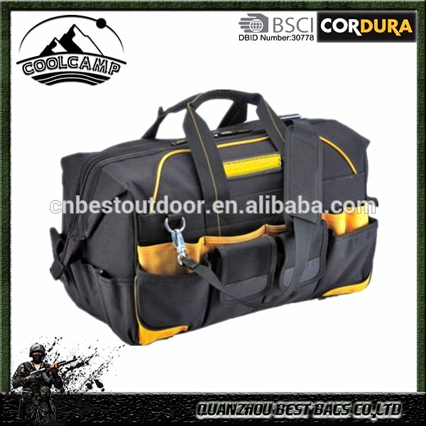 Wholesale multi-function Electrical Tool Bags Tote shoulder bag Tool Bag with waterproof