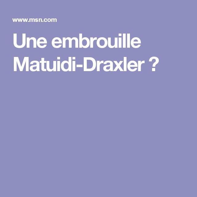 Une embrouille Matuidi-Draxler ?