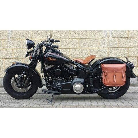 Harley davidson crossbones