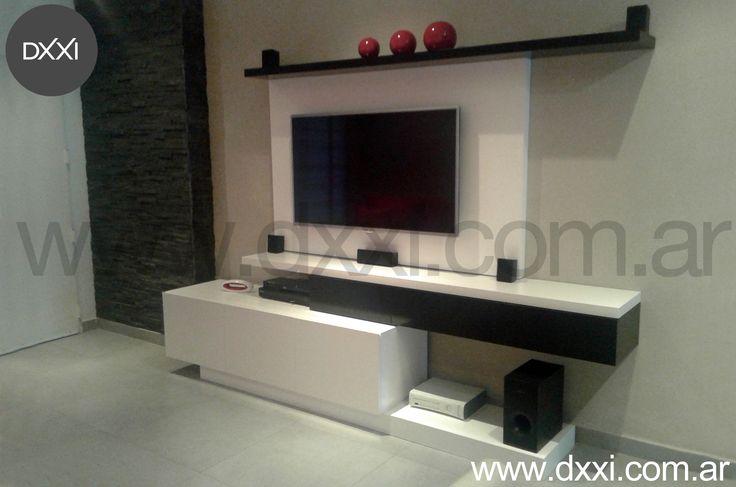 Buenos Aires, Argentina Muebles diseñados y fabricados por DXXI