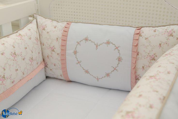 kit-berço-rosa-floral-tutti-bebe