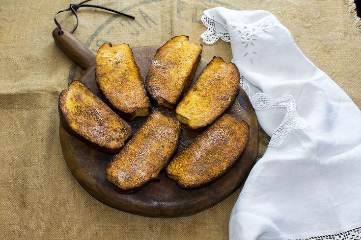 Torrijas al horno. RECETA - La Cocina de Frabisa La Cocina de Frabisa